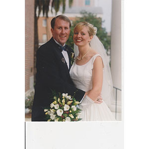 We got married on March 18, 2000 in Tallahassee, FL, my home town :) *Photo by Lois Griffin